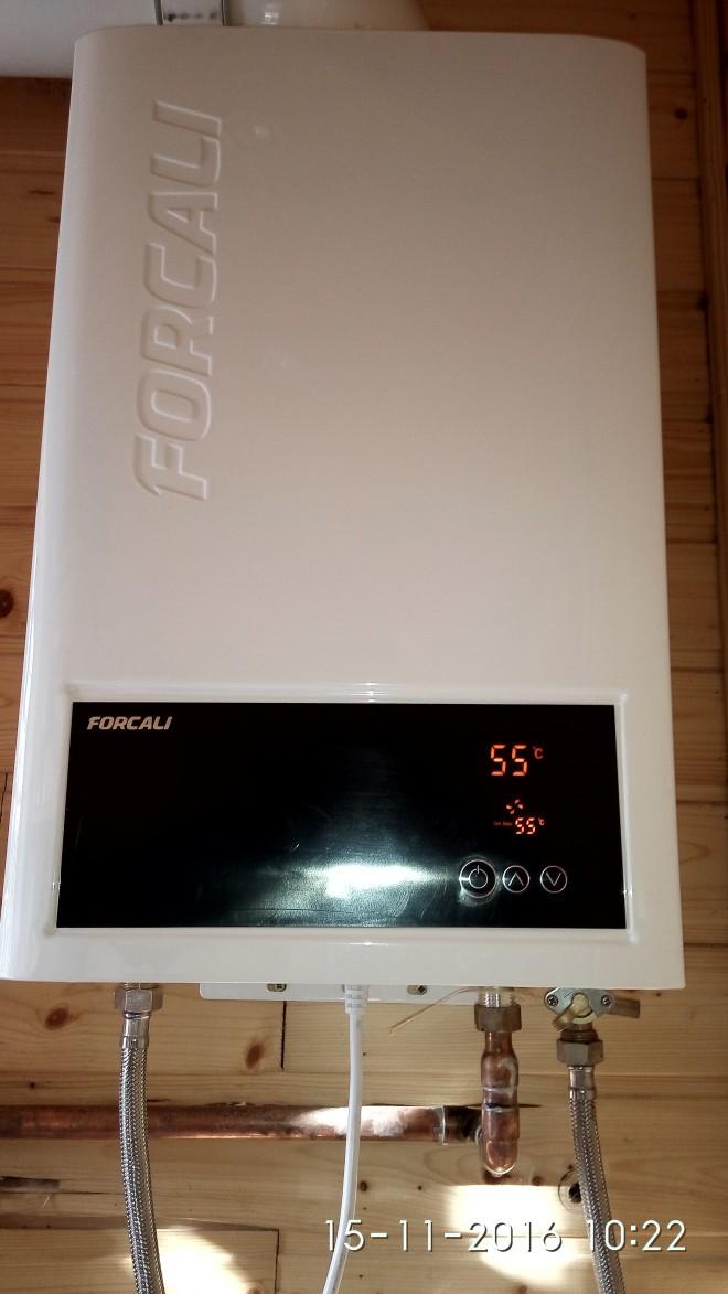 Proyectos del hogar instalaci n calentador gas fs125gn for Instalacion calentador gas